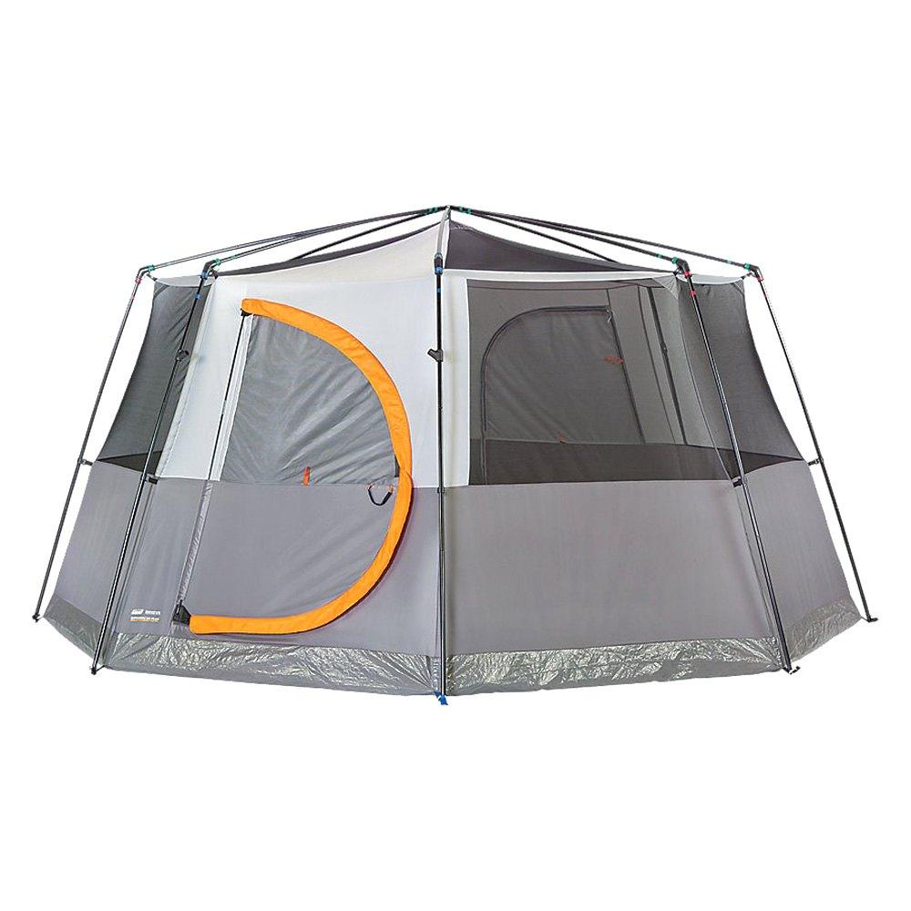 Coleman® - Octagon 98 Series™ 8-Person Orange Full Rainfly TentColeman® ...  sc 1 st  CARiD.com & Coleman® 2000014462 - Octagon 98 Series™ 8-Person Orange Full ...
