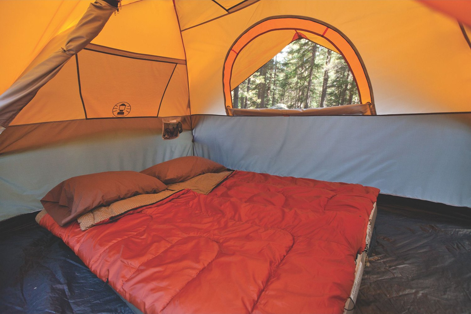 ... 5-Person Instant Dome TentColeman® ... & Coleman® - 5 Person Instant Dome Tent