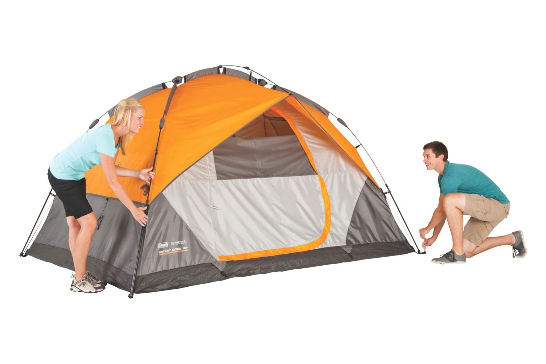 Coleman 174 2000015676 Signature 7 Person Instant Dome Tent