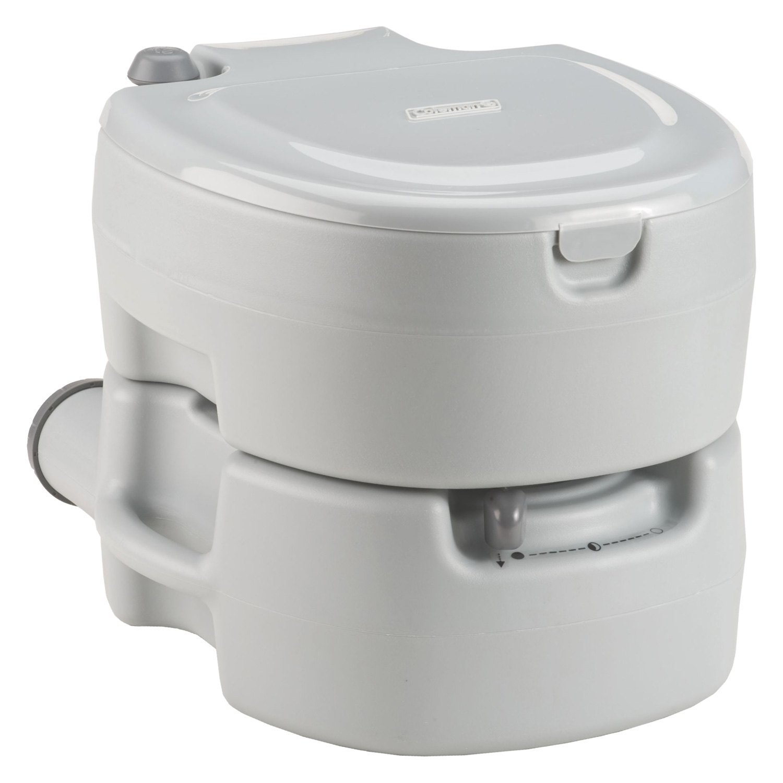 Coleman 174 2000016503 Portable Large Flush Toilet