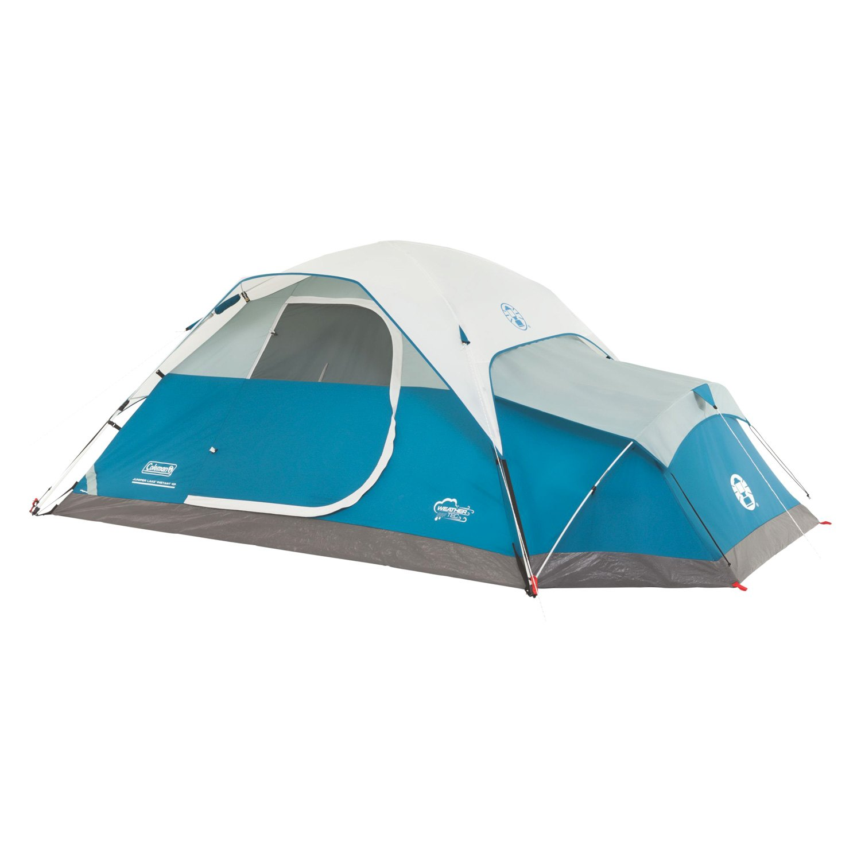 Coleman 4 Person Instant Tent : Coleman juniper lake™ person instant dome tent