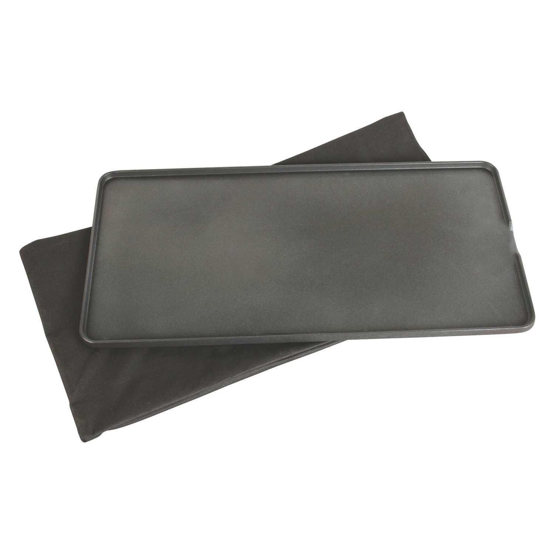 Full Size Griddle ~ Coleman even temp™ full size aluminum griddle