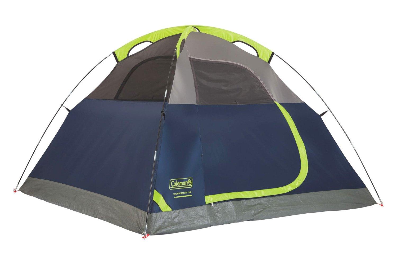 ... Sundome™ 3-Person Dome TentColeman® ...  sc 1 st  CARiD.com & Coleman® - Sundome™ Dome Tent