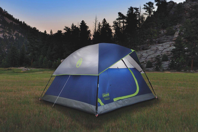 Coleman Sundome Tent 3 Person Green & Coleman Sundome Tent 3 Person - Best Tent 2018