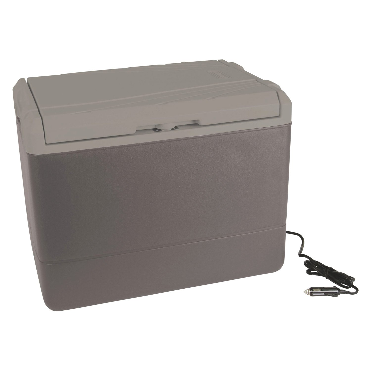 Coleman 3000001497 powerchill 40 quart thermoelectric cooler for Motor cooler on wheels