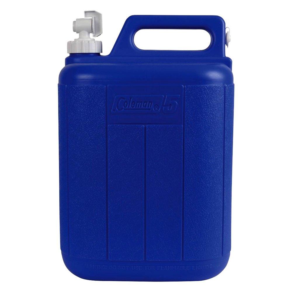 Coleman 174 5620b718g 5 Gallon Water Carrier Recreationid Com