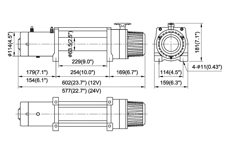 Viking Winch Solenoid Wiring Diagram Download Diagrams Ramsey 06 Pt Cruiser Engine Warn
