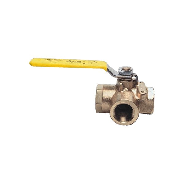 Apollo Valves 174 7060310 1 2 Quot 3 Way Bronze Diverter Valve