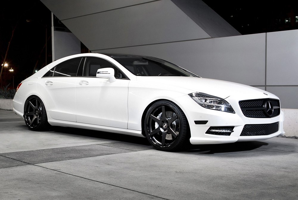 CONCEPT ONE® CS 6.0 Wheels - Matte Black with Gloss Black ...