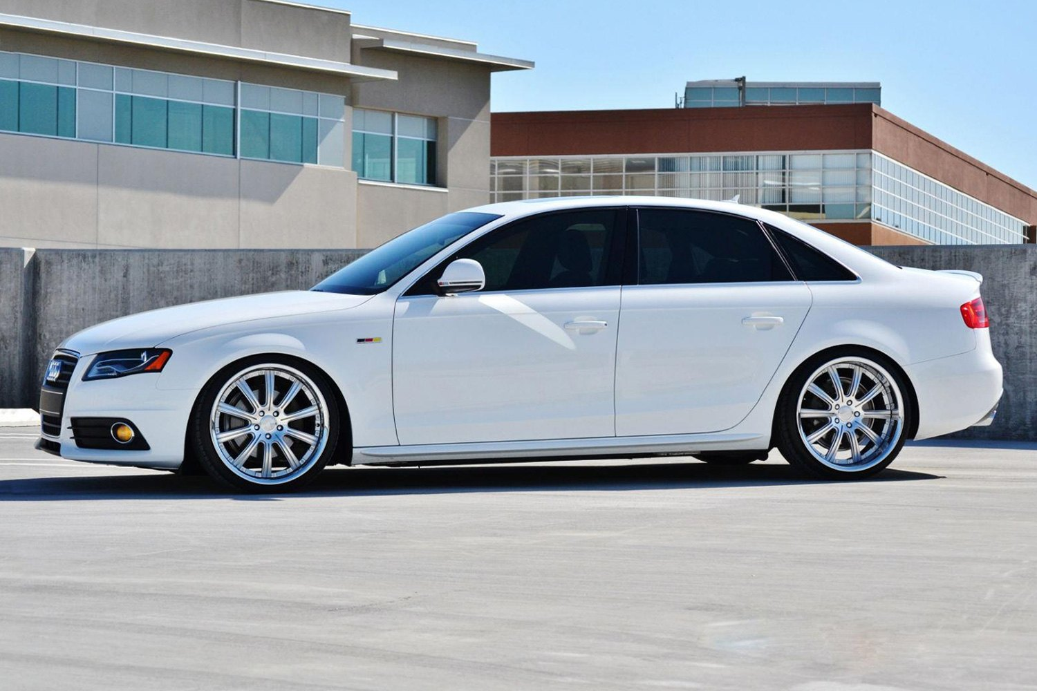 Concept One 174 Rs 10 Wheels Silver With Machined Face And