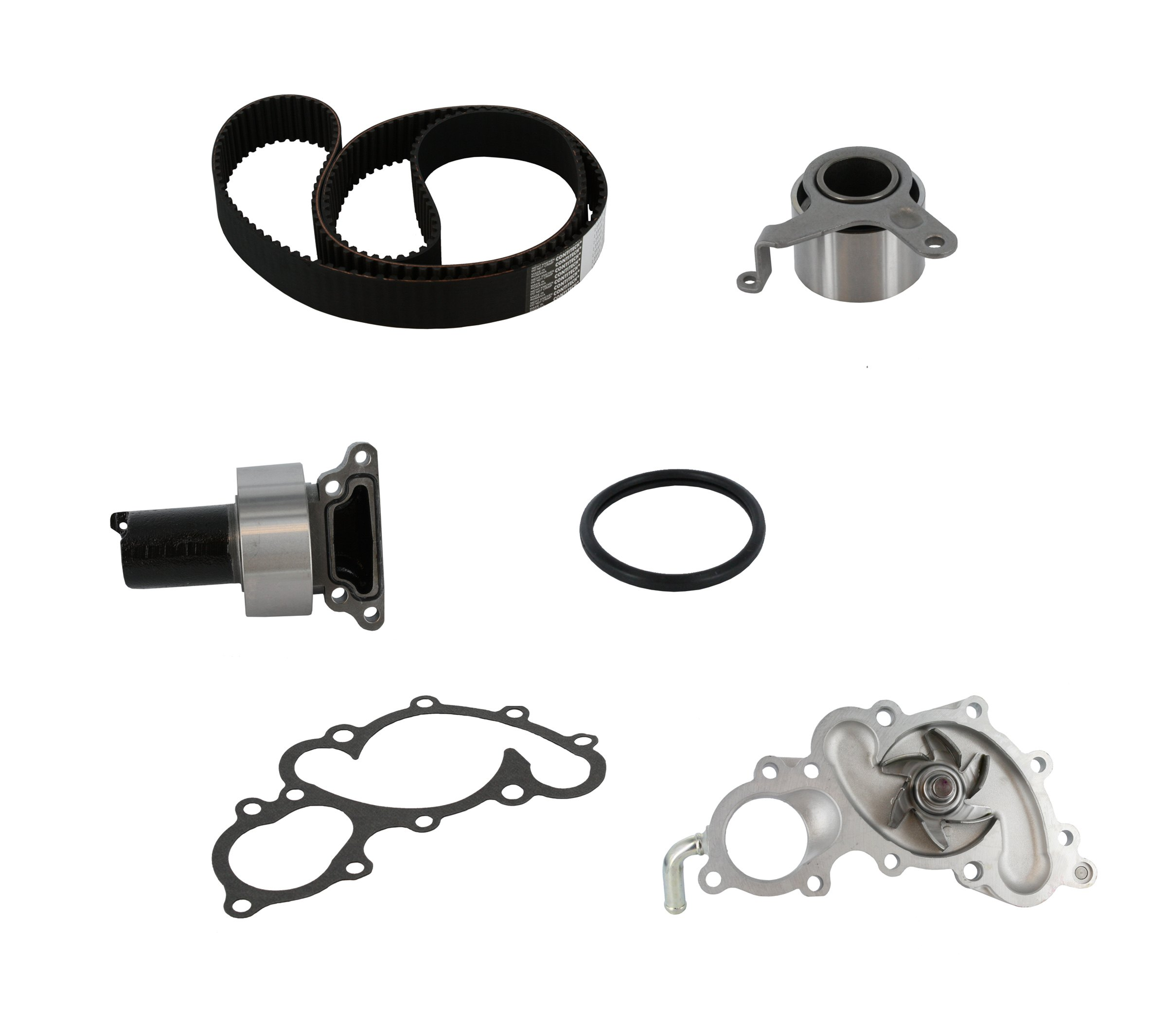 Continental Contitech Tb154lk1 Pro Series Timing Belt Kit With 1992 Toyota 4runner Water