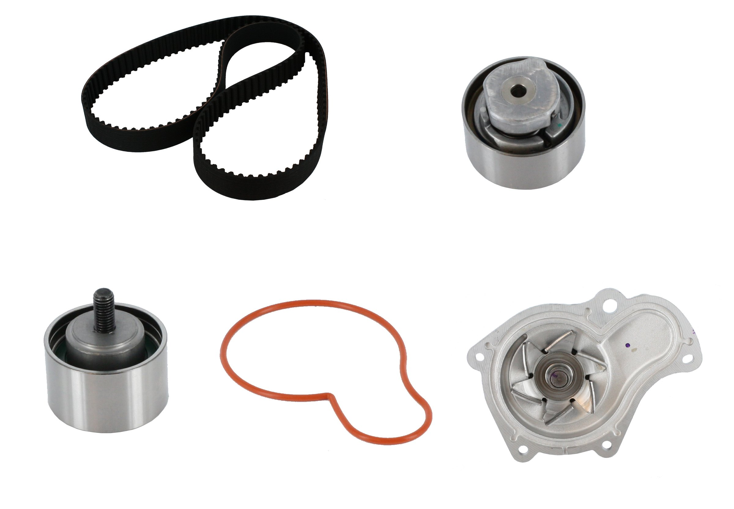 Continental Contitech Tb265lk3 Pro Series Timing Belt Kit With 1999 Jeep Grand Water