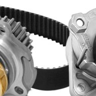 Continental® - ContiTech™ Accessory Drive Belt and Water Pump