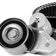 Continental® - ContiTech™ Multirib Belt with Tensioner and Pulleys
