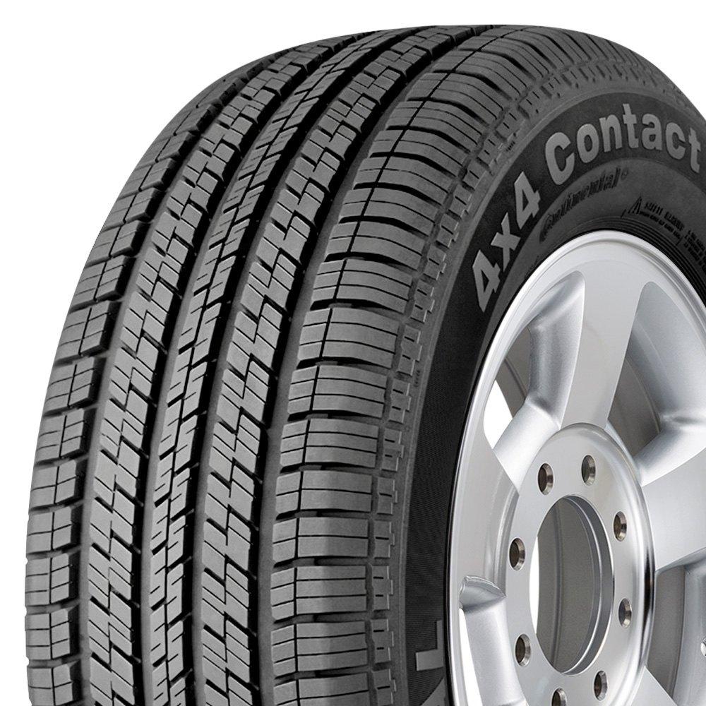 CONTINENTAL® CONTI4X4CONTACT Tires