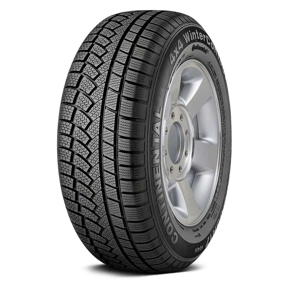 Continental Snow Tires >> CONTINENTAL® CONTI4X4WINTERCONTACT Tires