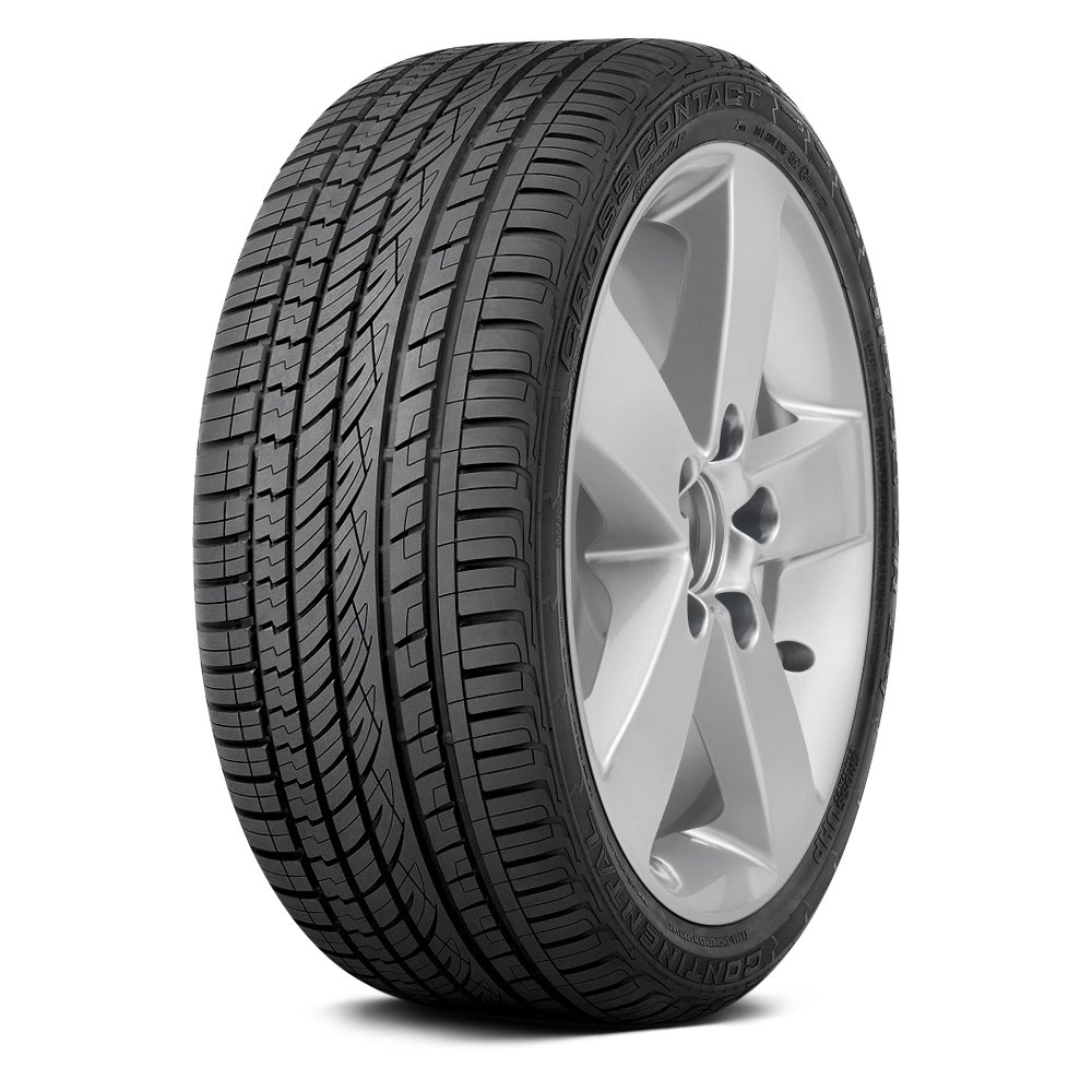 Image Is Loading Continental Tire 285 50r18 W Conticrosscontact Uhp Summer