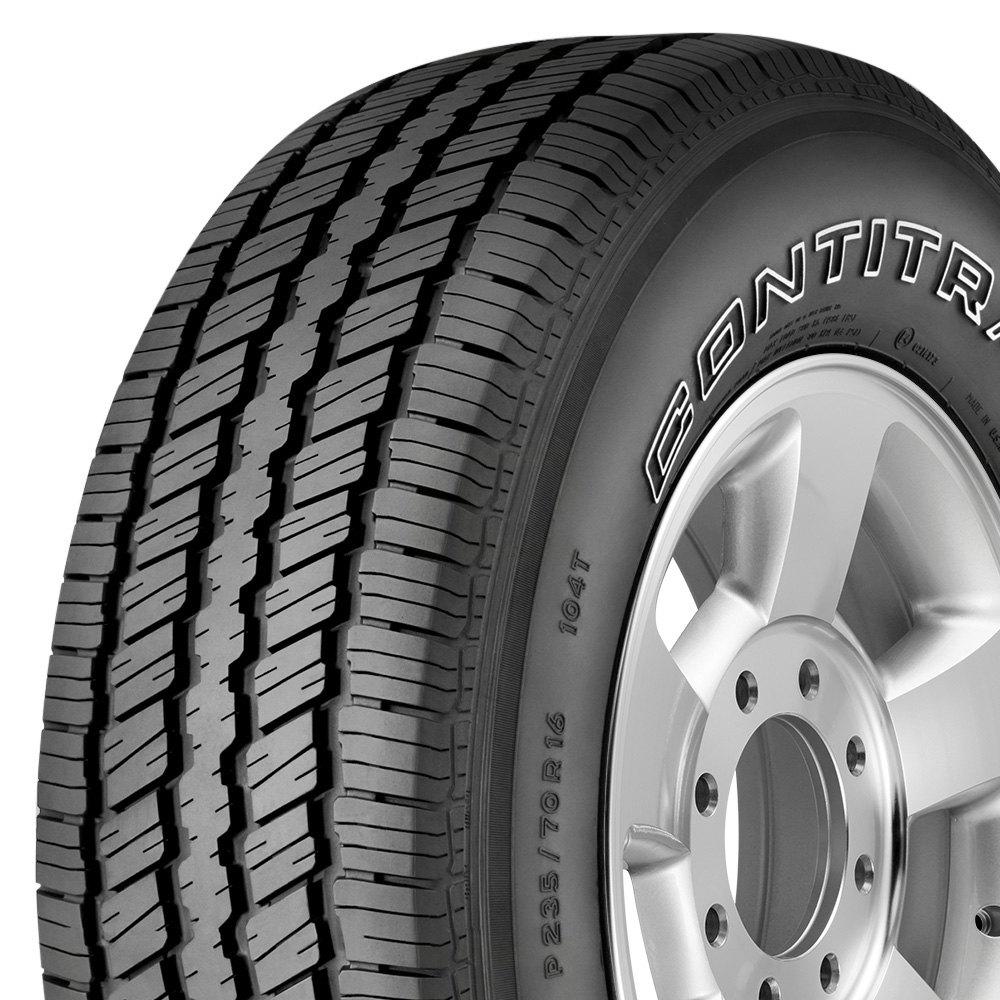 continental tire 235 70r 16 104t contitrac all season. Black Bedroom Furniture Sets. Home Design Ideas
