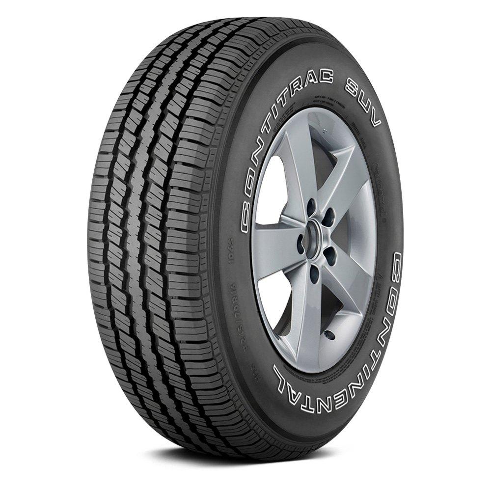 Continental 174 Contitrac Suv Tires