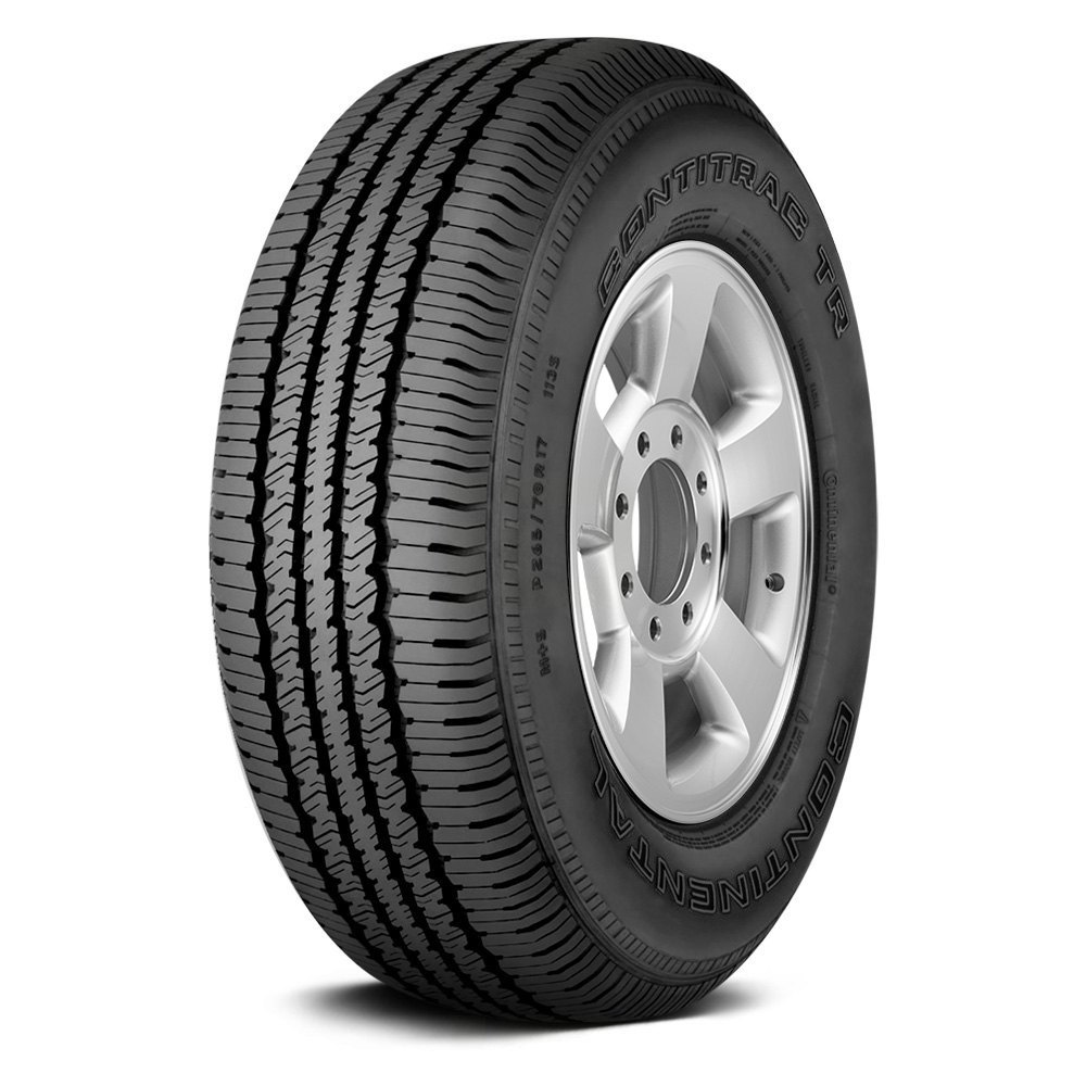 Motorcycle Tire Sizes >> CONTINENTAL® CONTITRAC TR Tires