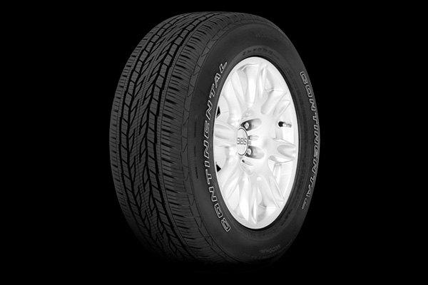 CONTINENTAL® CROSSCONTACT LX20 Tires   All Season Eco Tire ...