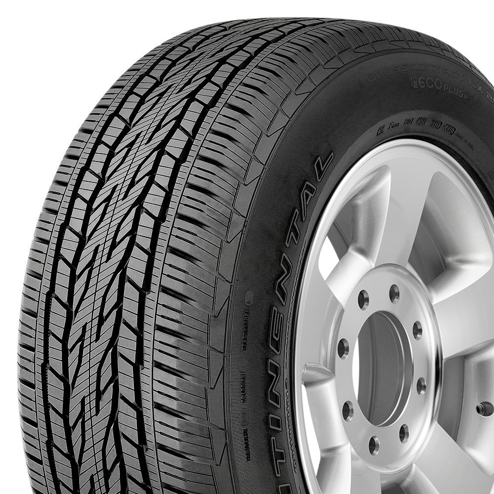 Continental Tire Warranty >> CONTINENTAL® CROSSCONTACT LX20 Tires