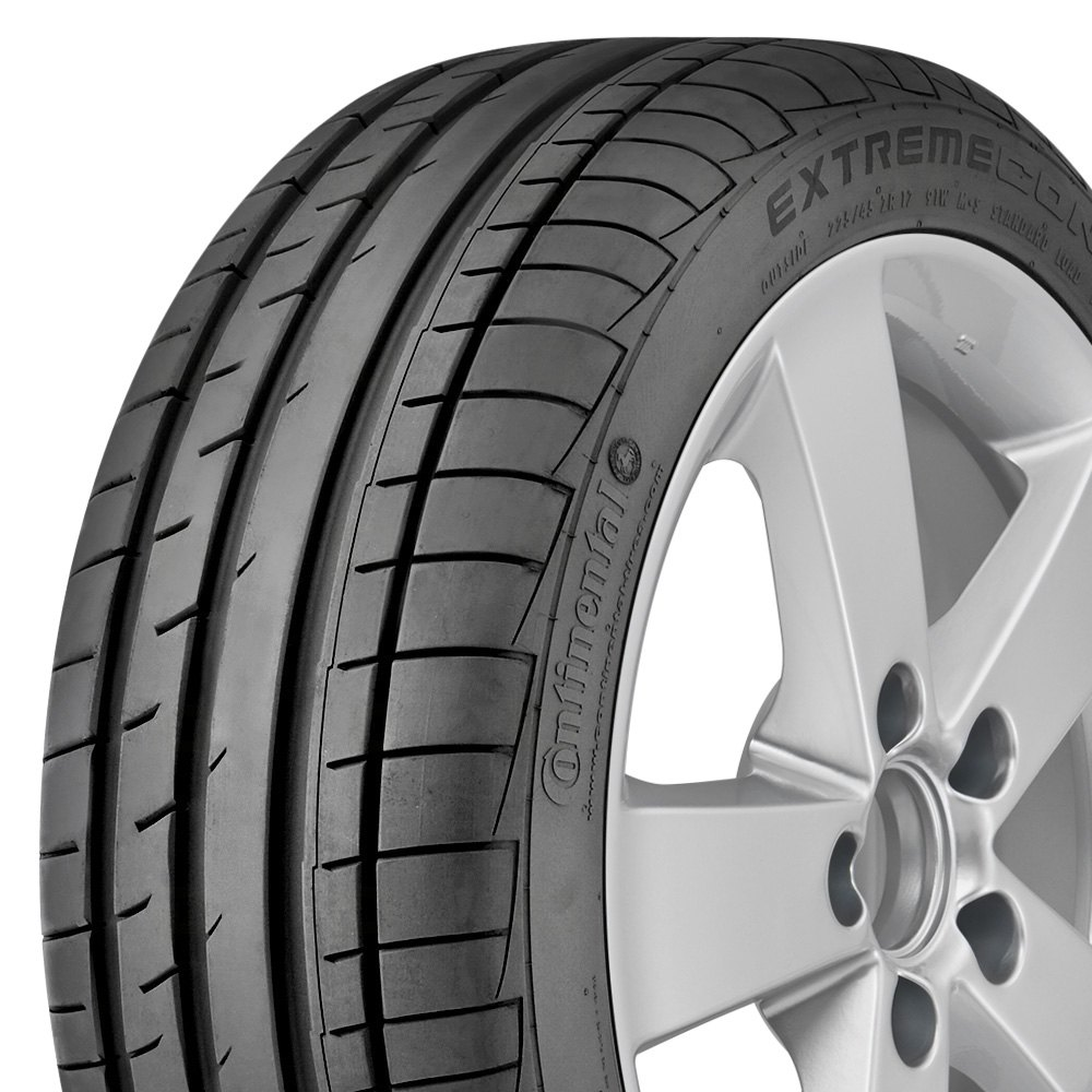 Continental 174 Extremecontact Dw Tires