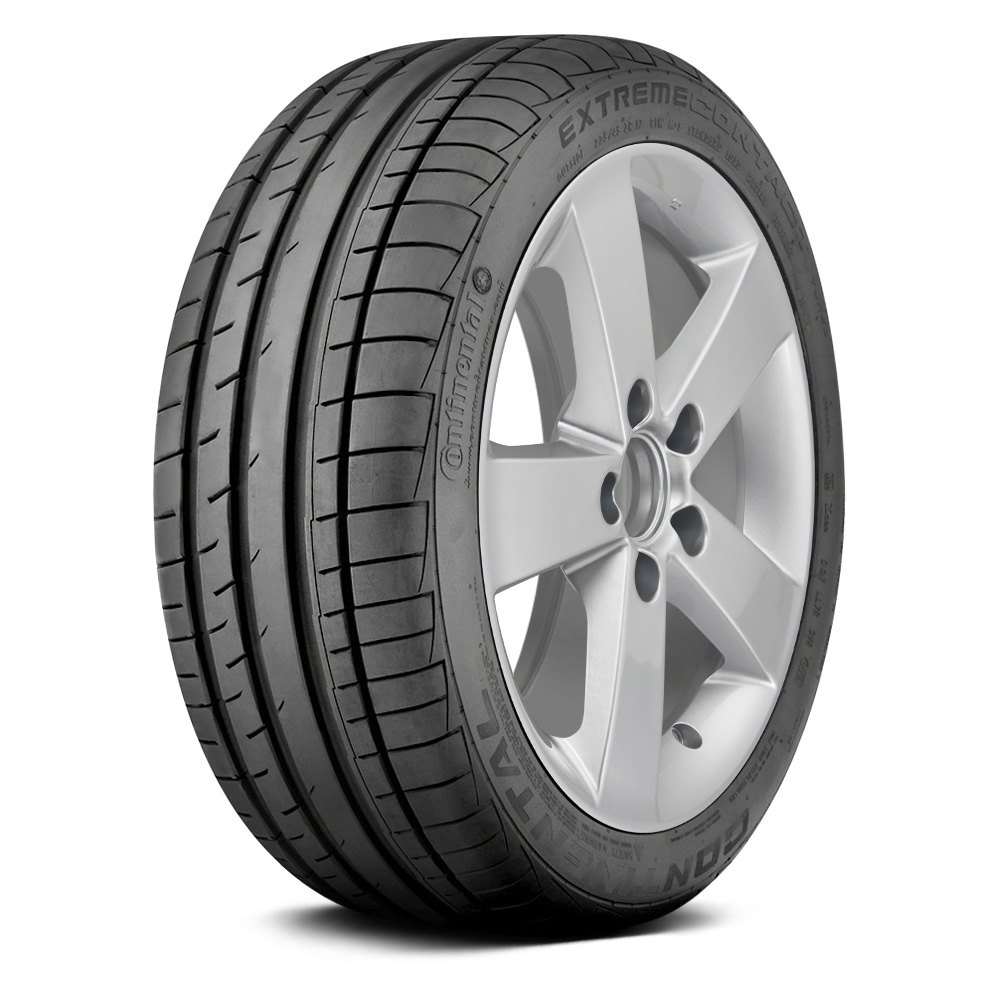 Continental Extremecontact Dw >> Details About Continental Set Of 4 Tires 245 35r21 Y Extremecontact Dw Summer Performance