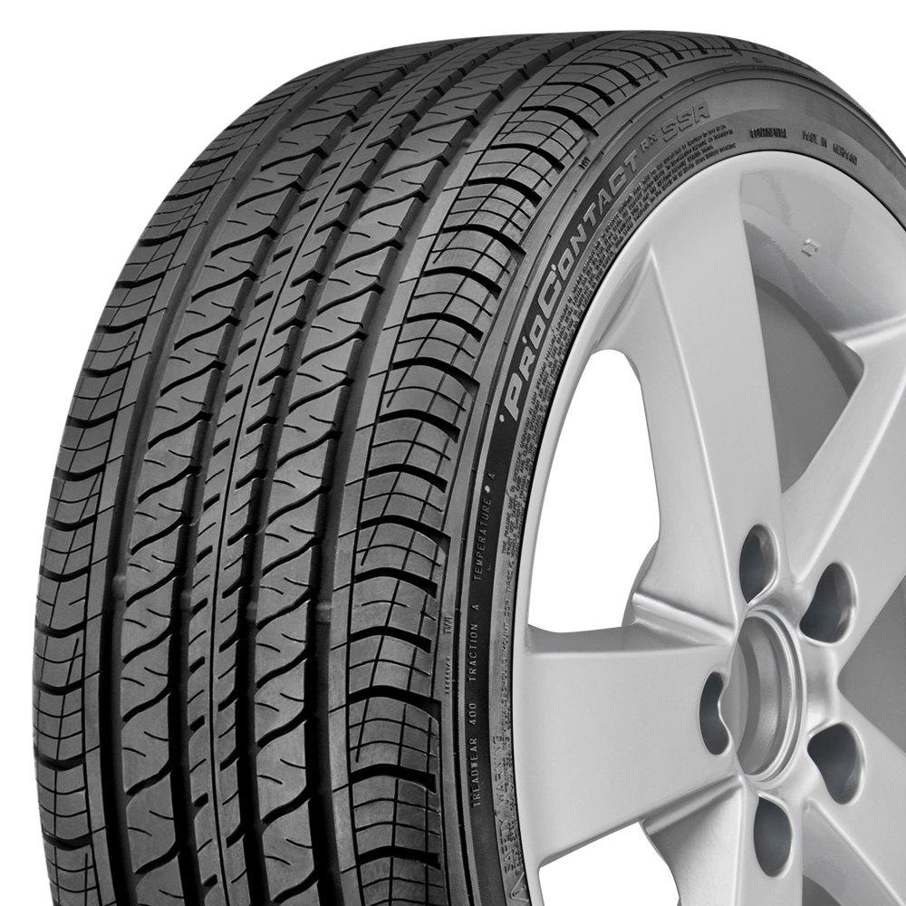 CONTINENTAL® PROCONTACT RX SSR Tires