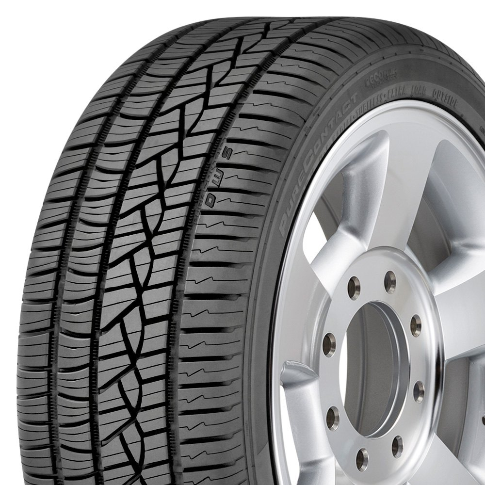 continental tire 245 45r 18 100v purecontact all season performance ebay. Black Bedroom Furniture Sets. Home Design Ideas