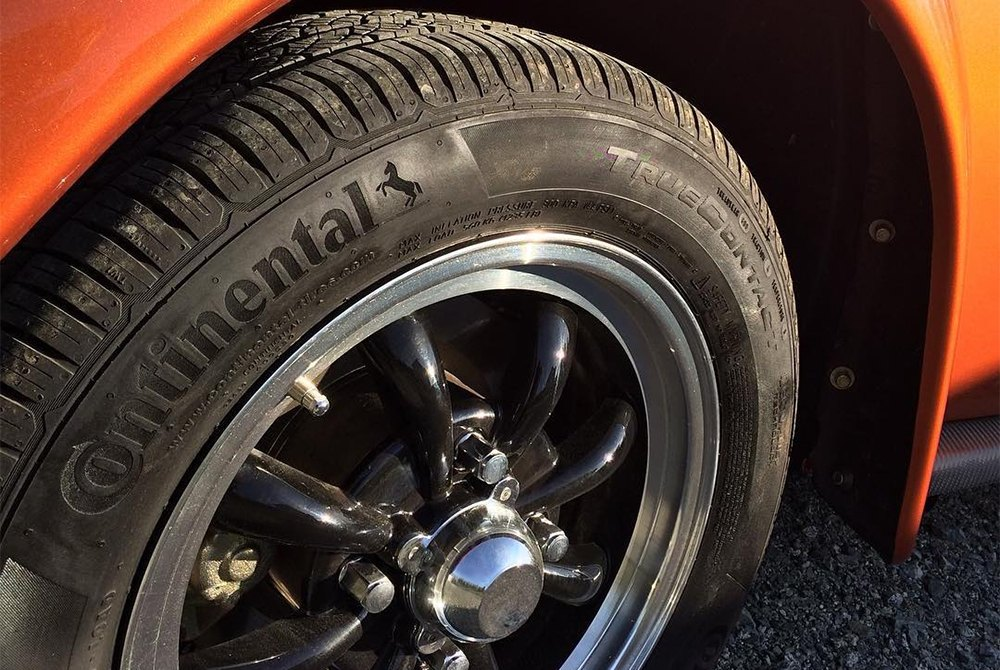 Motorcycle Tire Sizes >> CONTINENTAL® TRUECONTACT Tires