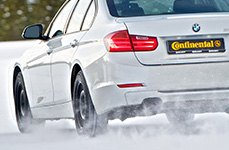 CONTINENTAL® - ContiProContact Tires on BMW 328i