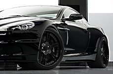 CONTINENTAL® - ContiSportContact 5 Tires on Aston Martin DB9