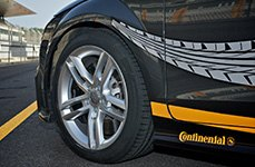 CONTINENTAL® - ContiSportContact 5 Tires on BMW 5-Series
