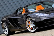 CONTINENTAL® - ContiSportContact Tires 5P McLaren MP4-12C Spider