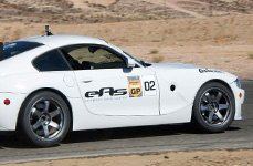 CONTINENTAL® - ContiSportContact Tires on BMW Z4 M Coupe