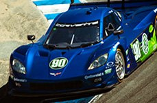 CONTINENTAL® - Racing Tires on Chevy Corvette Daytona Prototype