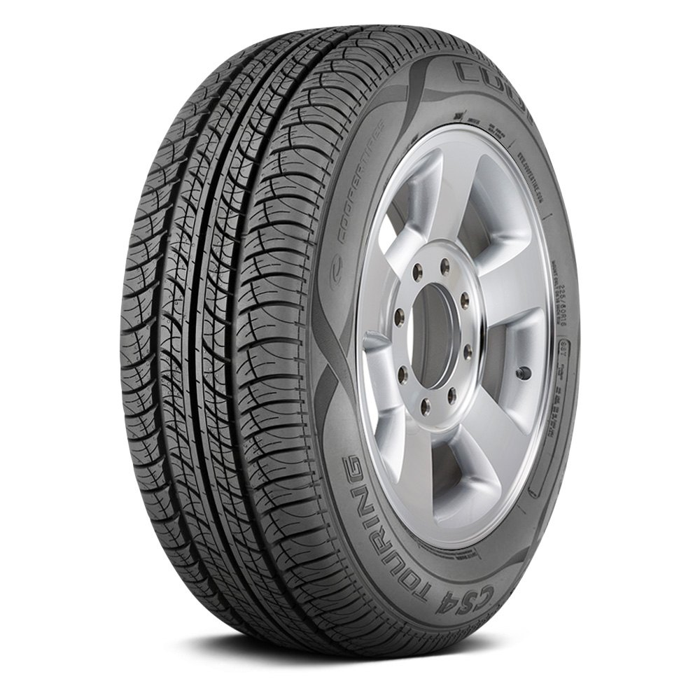 Best All Season Tires >> COOPER® CS4 TOURING Tires