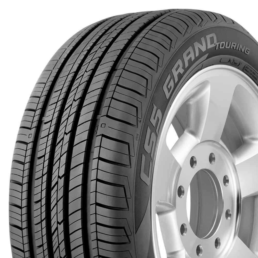 cooper tire 215 60r 16 122t cs5 grand touring all season truck suv ebay. Black Bedroom Furniture Sets. Home Design Ideas