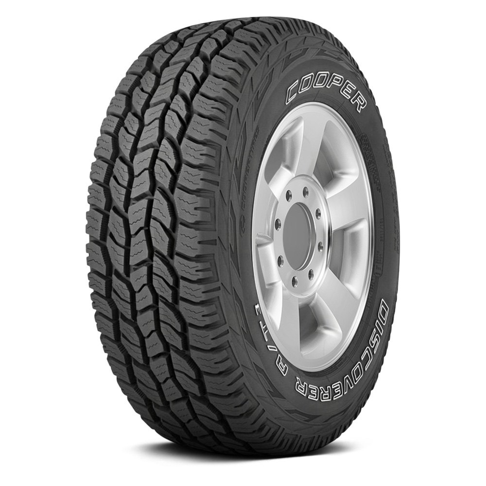 cooper tire 235 70r 17 135t discoverer a t3 all season all terrain ebay. Black Bedroom Furniture Sets. Home Design Ideas