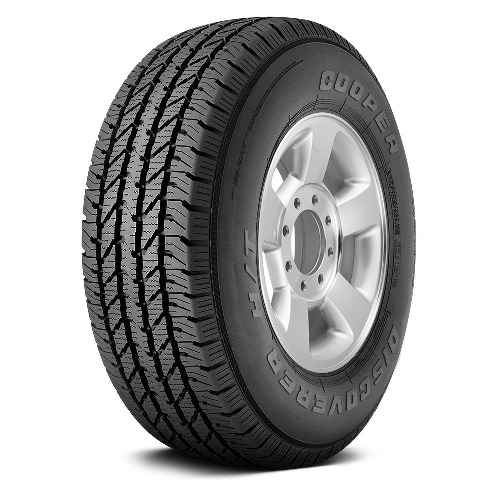 cooper tire 265 75r 16 114s discoverer h t all season truck suv. Black Bedroom Furniture Sets. Home Design Ideas