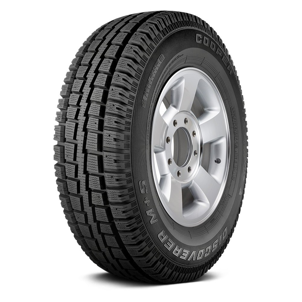 Cooper Tire 265 70r 17 115s Discoverer M S Winter Snow