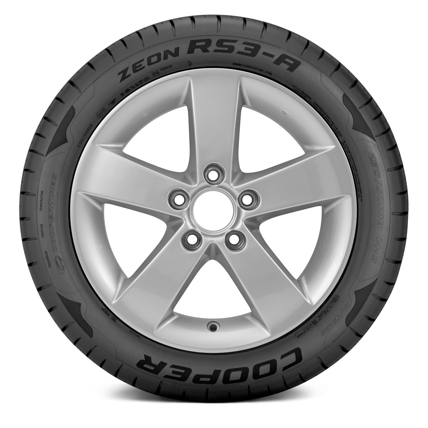 Cooper Rs3 A >> COOPER® 90000003489 - ZEON RS3-A 225/55R16 W