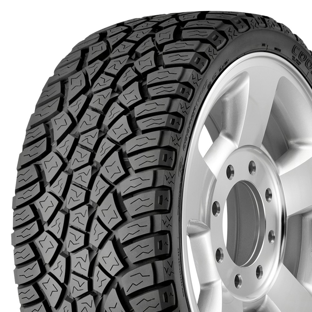 COOPER Tire 275/55R 20 117S ZEON LTZ All Season / All ...
