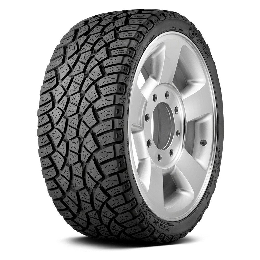 Cooper Tire 275 55r 20 117s Zeon Ltz All Season All