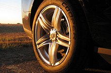 COOPER® - Zeon RS3-S Tires on Car