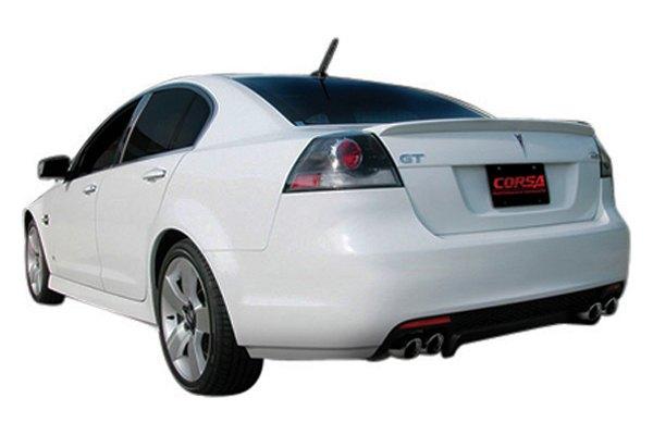 Corsa Cat Back Exhaust G Gt