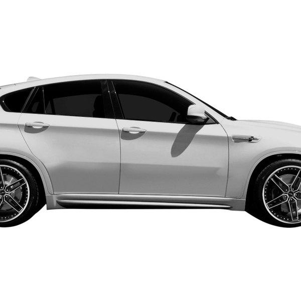 Bmw X6 Tuning: BMW X6 M PERFORMANCE BODY KIT
