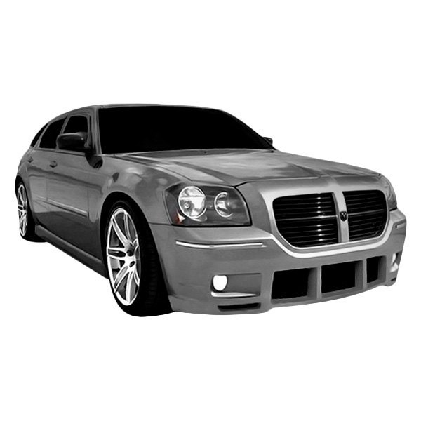 Chrysler 300 2006 Ground Effects Package: Dodge Magnum 2005 Luxe Style Front And Rear