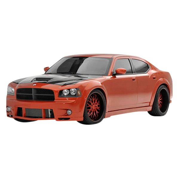 Chrysler 300 2006 Ground Effects Package: Dodge Charger Base / SRT8 2007 Luxe